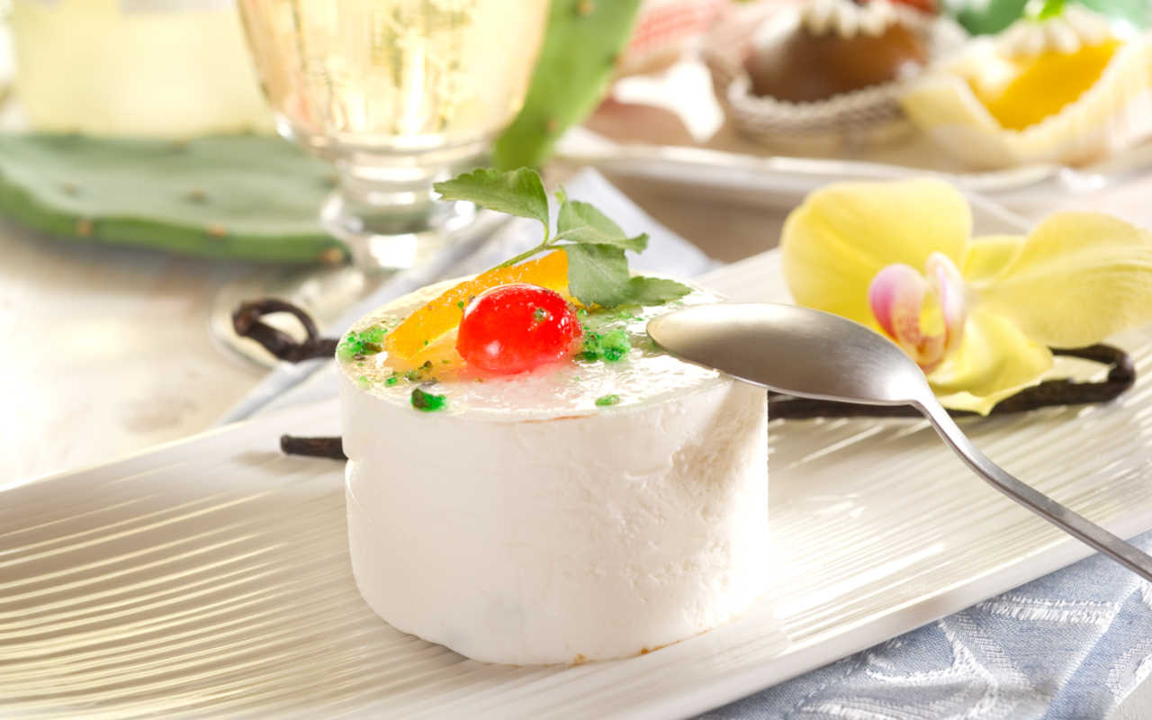 ricetta gelato gusto cassata siciliana
