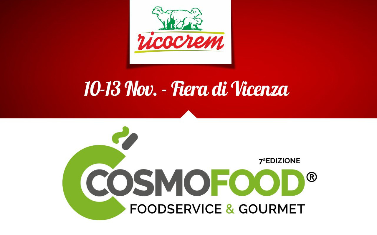 cosmofood 2019 vicenza