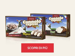 ricocrem ingredienti per cannoli siciliani