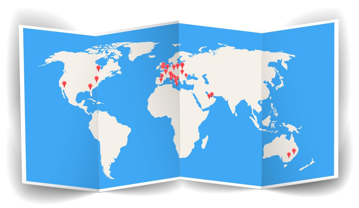 rivenditori crema di ricotta surgelata ricocrem in italia e nel mondo