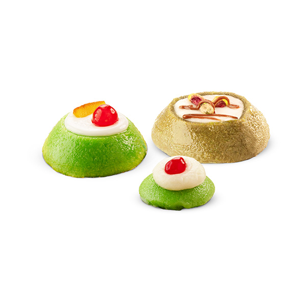 cassatine surgelate dolci tipici siciliani ricocrem