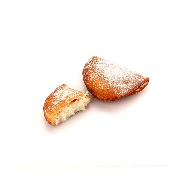 ravioli dolci surgelati con ricotta da friggere tipici ricocrem