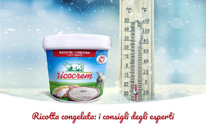 congelare la ricotta: preparare e conservare crema di ricotta congelata